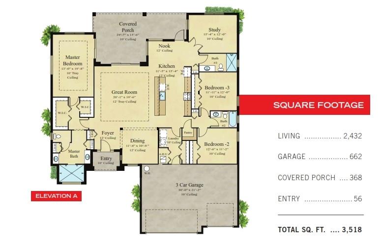 solar powered home floor plans