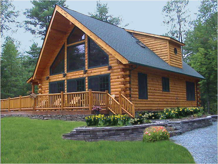 lincoln log homes floor plans