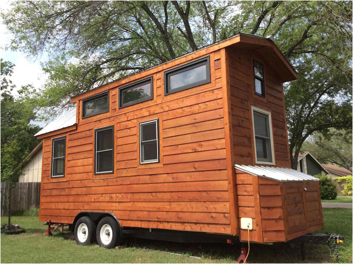 little house on the trailer plans