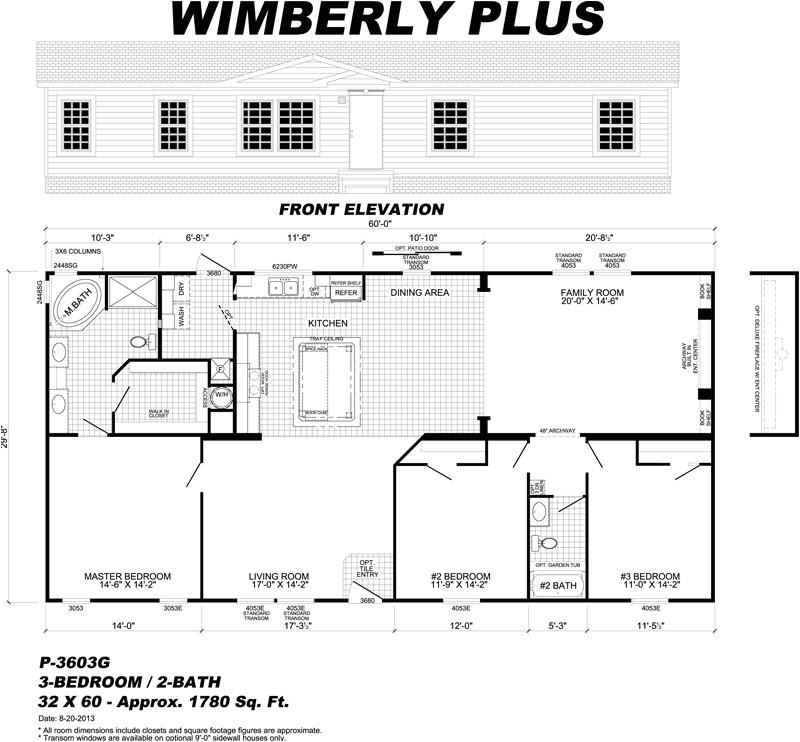 Live Oak Mobile Homes Floor Plans Wayne Frier Mobile Homes Floor Plans Flooring Ideas and
