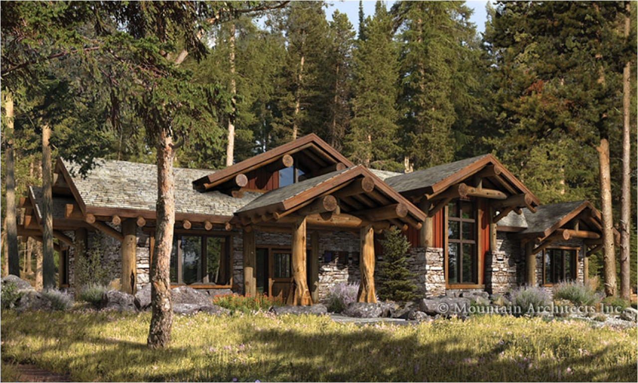 b32e5616c93bec81 rustic log home bathrooms rustic log cabin home plans