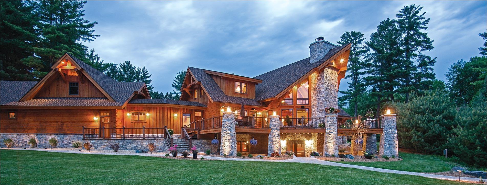 cool colorado log home plans 5