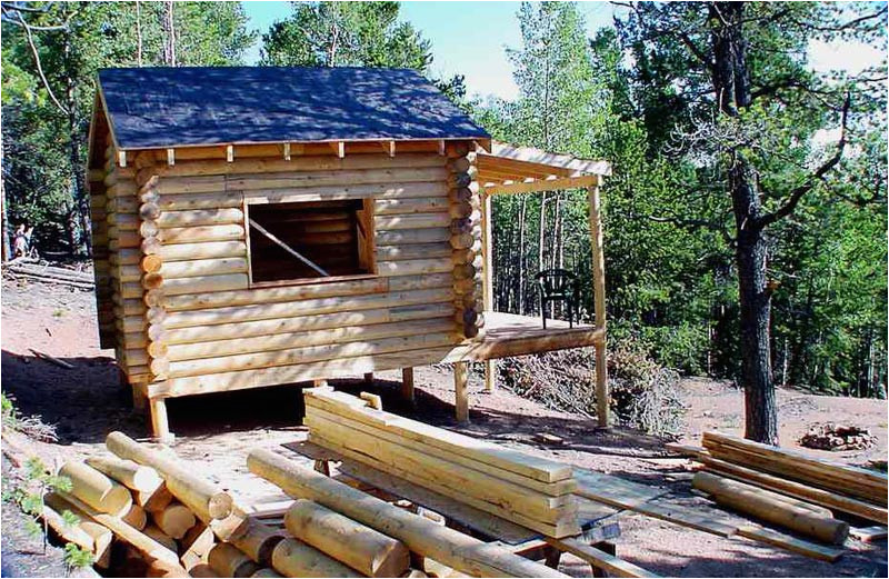 rustic cabin plans for enjoying your weekends away from the busy city