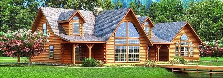 log cabins for sale in va