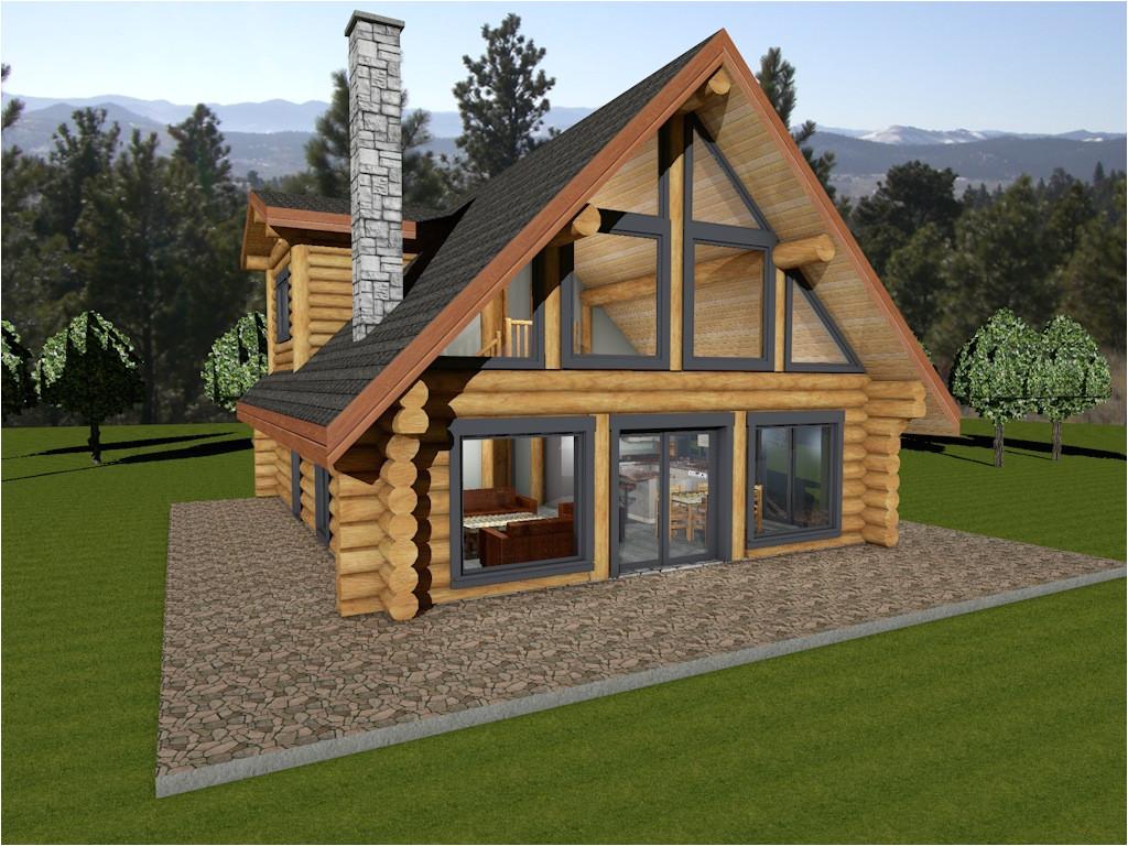 horseshoe bay log cabin