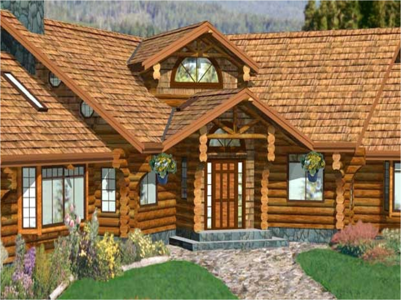 27afeb365a9d03d0 log cabin home plans designs log cabin house plans with open floor plan