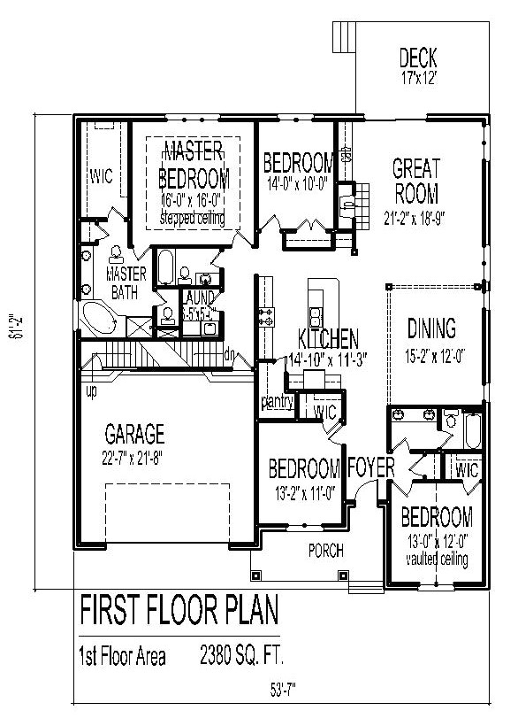 low cost 4 bedroom house plans