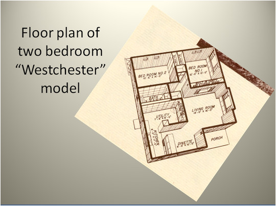 lustron floor plan