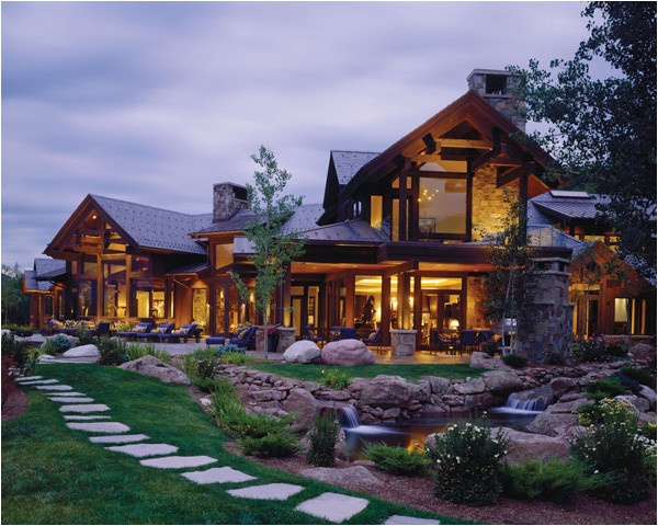 luxury barn homes plans