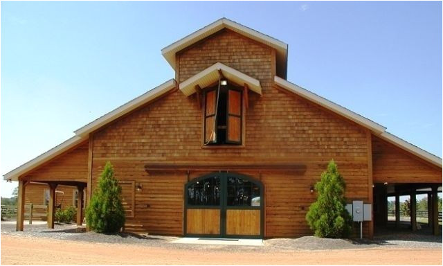 luxury horse barns pictures