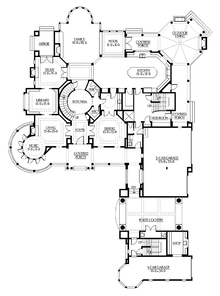 awesome estate home plans 8 luxury mansion home floor plans