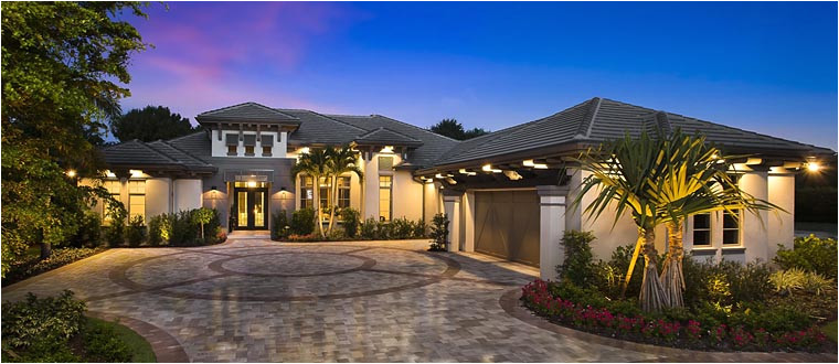 contemporary prairie luxury custom home floor plan from alpha builders of jacksonville florida