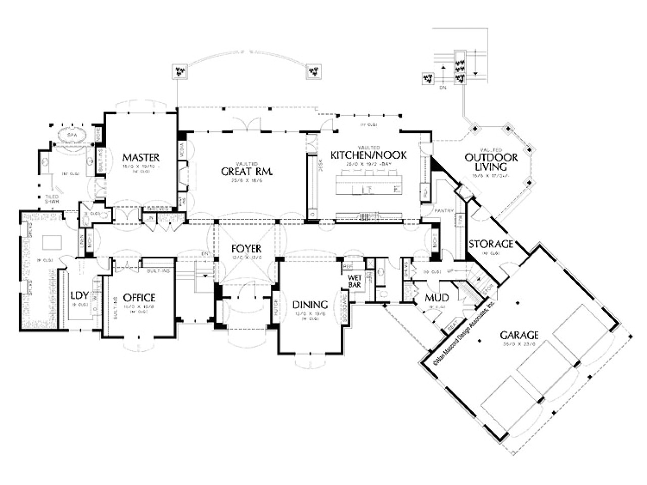 1482c40a24773575 small luxury home designs luxury homes design floor plan