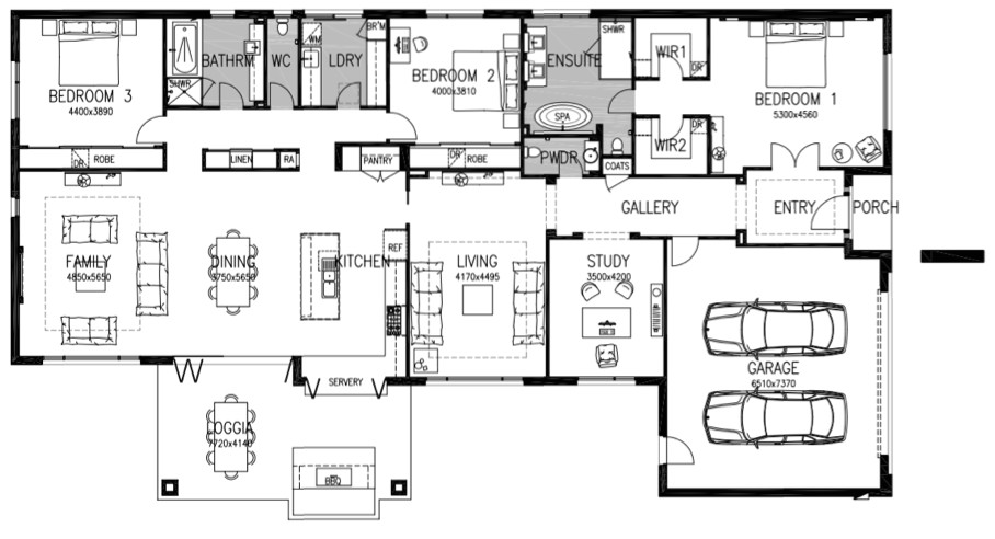 21 dream luxury home designs and floor plans photo