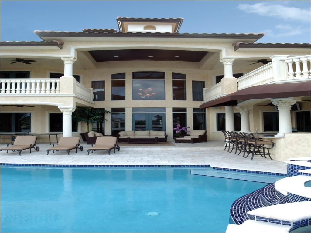 fa7554839b7ac476 luxury house plans with pools luxury house plans with pools