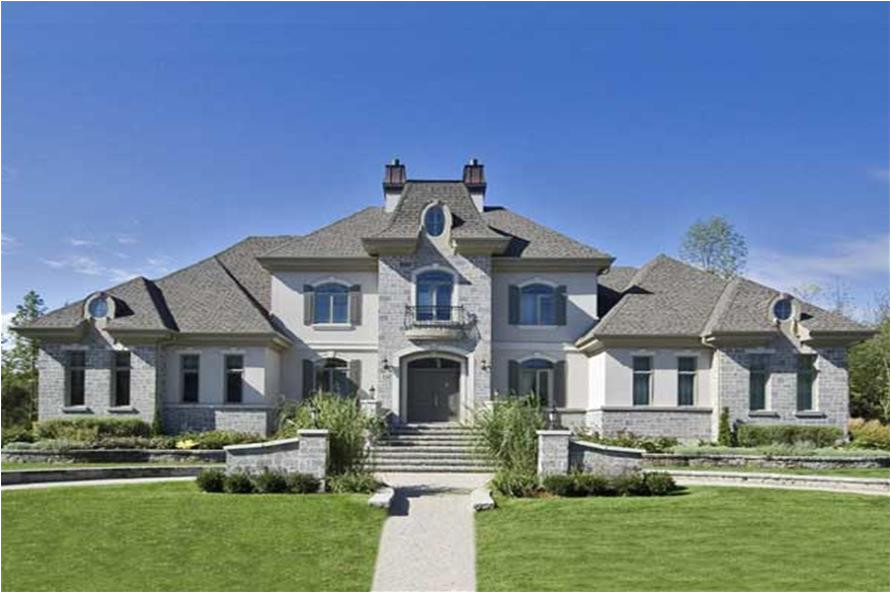 home plan 25705