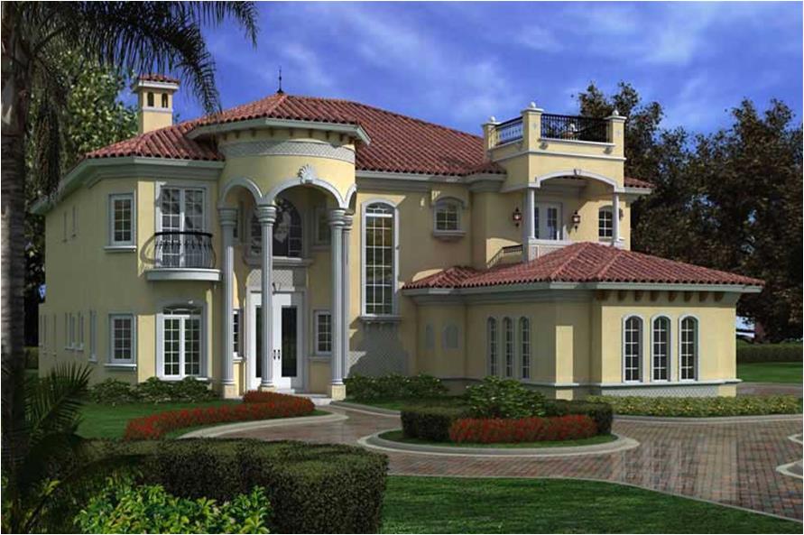 home plan 18922