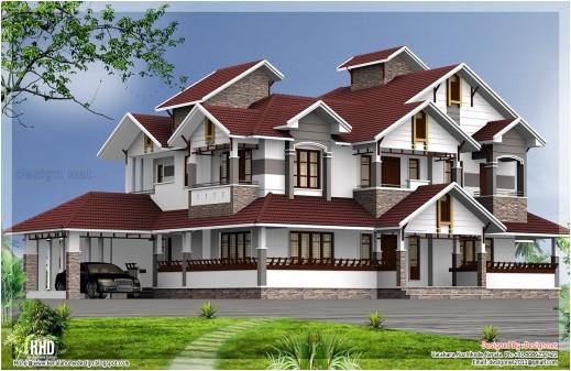 stunning 6 bedroom luxury house design kerala home design and floor plans 6 bedrooms kerala house plans photos