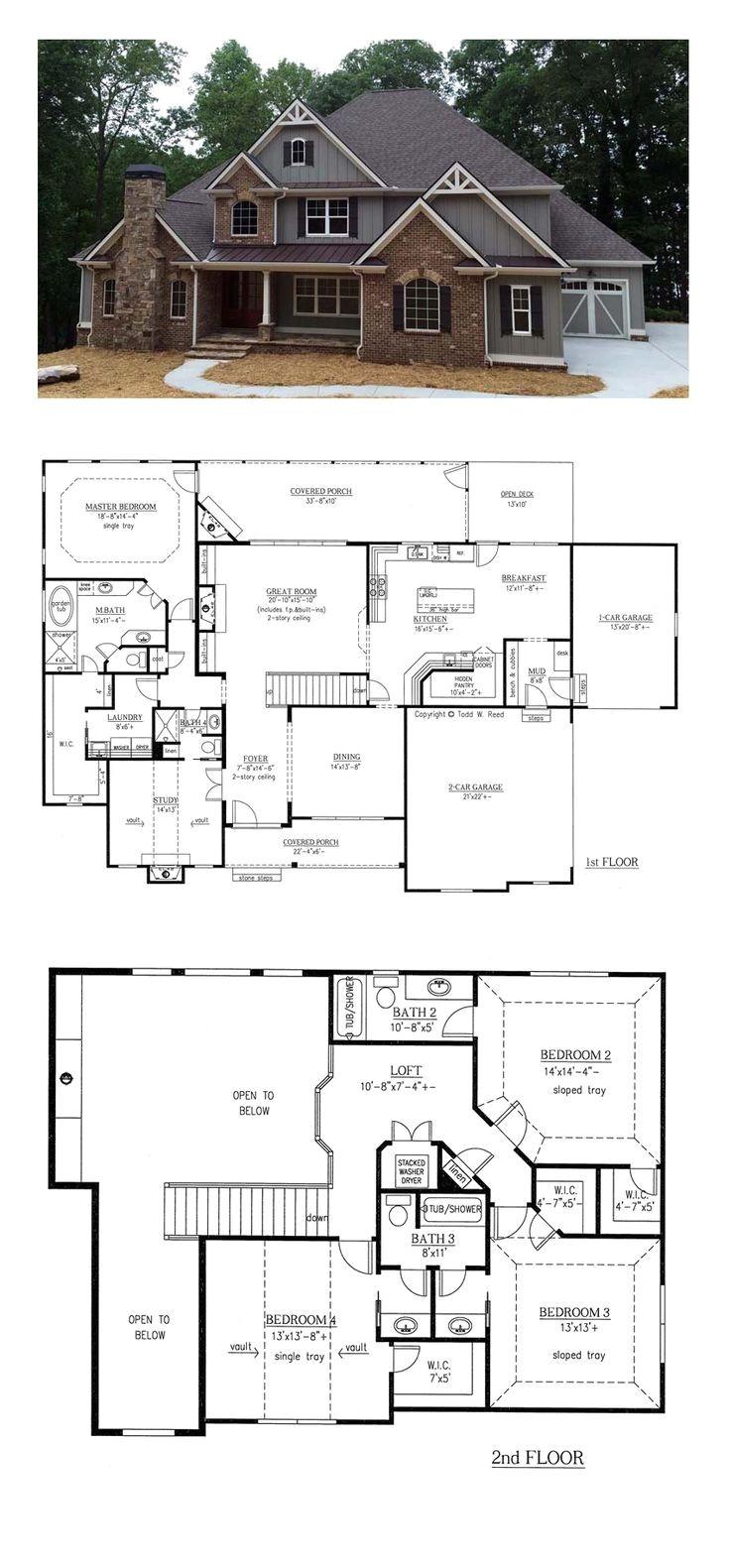 luxury patio home plans