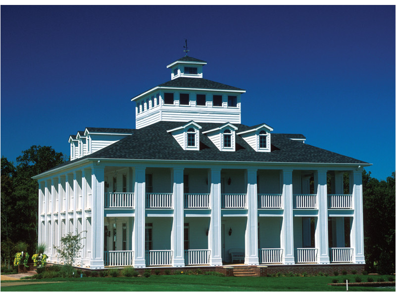 Luxury southern Plantation Home House Plan Kassidy Manor Luxury Home Plan 055d 0540 House Plans and