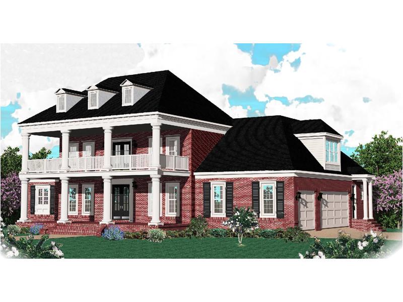 luxury southern plantation house plans