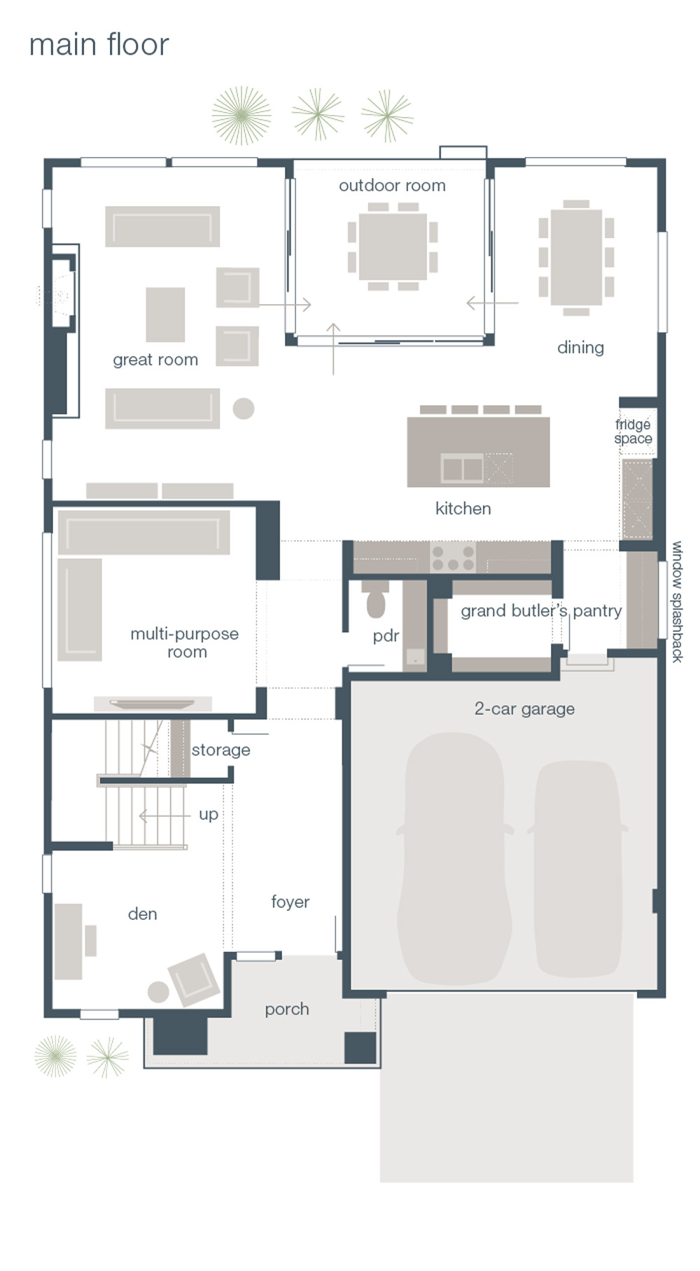 Mainvue Homes Floor Plans Mainvue Homes Marcello