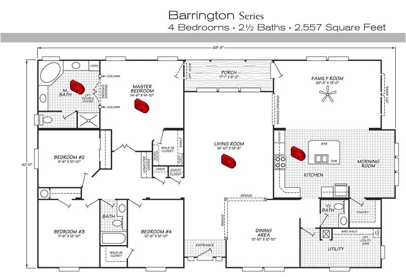 manufactured homes floor plans prices beautiful 42 modular home floor plans hemlock ranch modular home floor