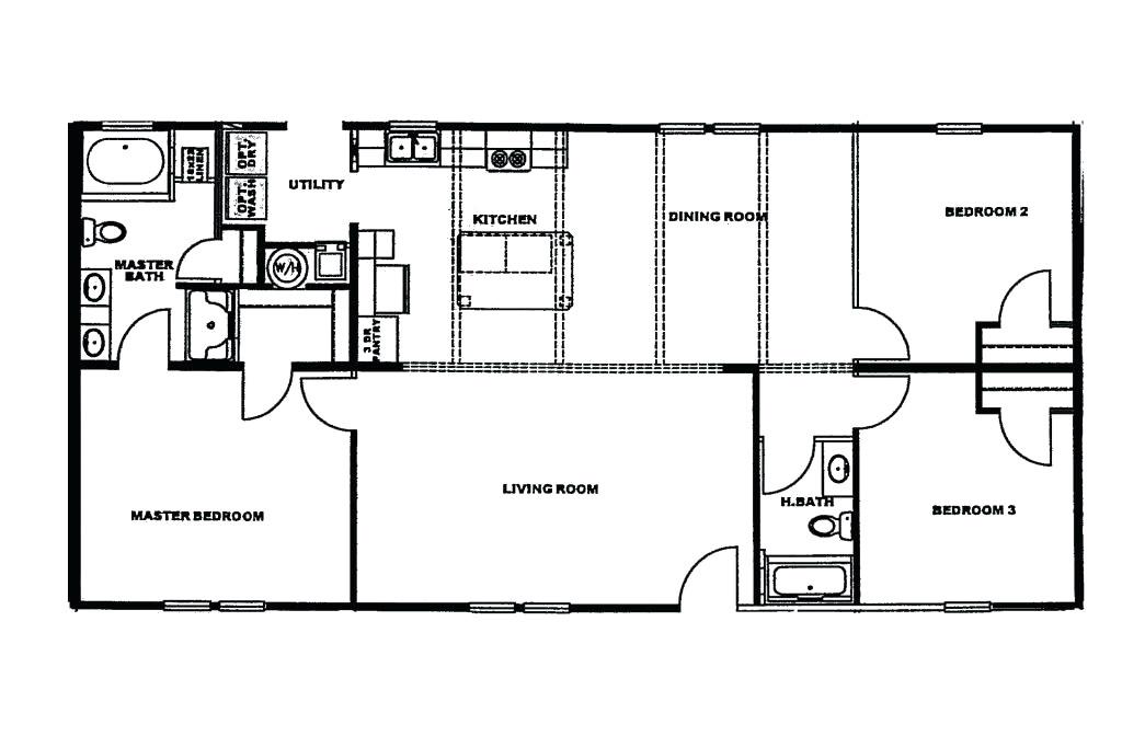 liberty mobile homes floor plans fresh marshfield mobile homes 1978 liberty manufactured home in highland
