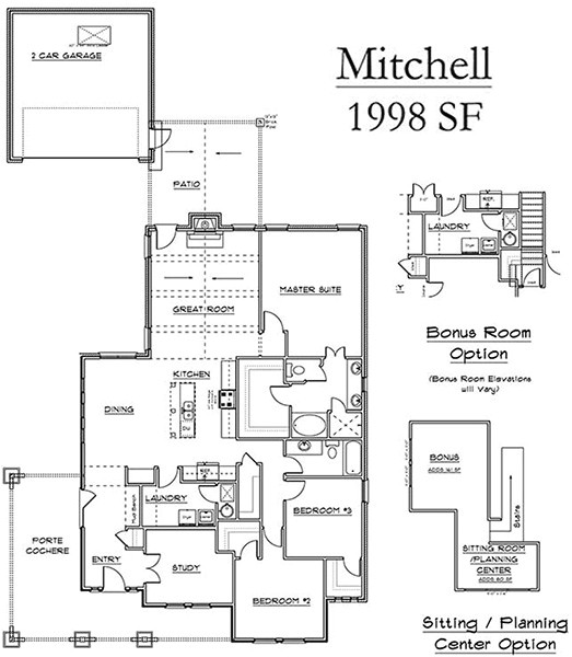 mitchell collection