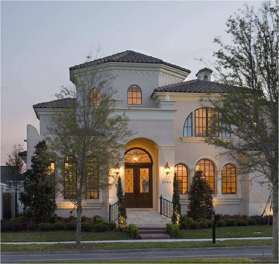 Mediterrean House Plans Small Luxury Homes Starter House Plans