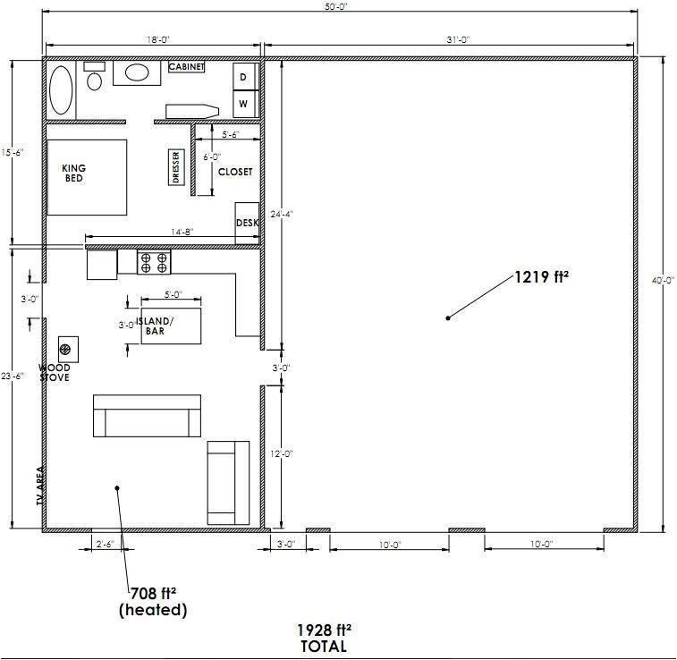 metal shop house plans