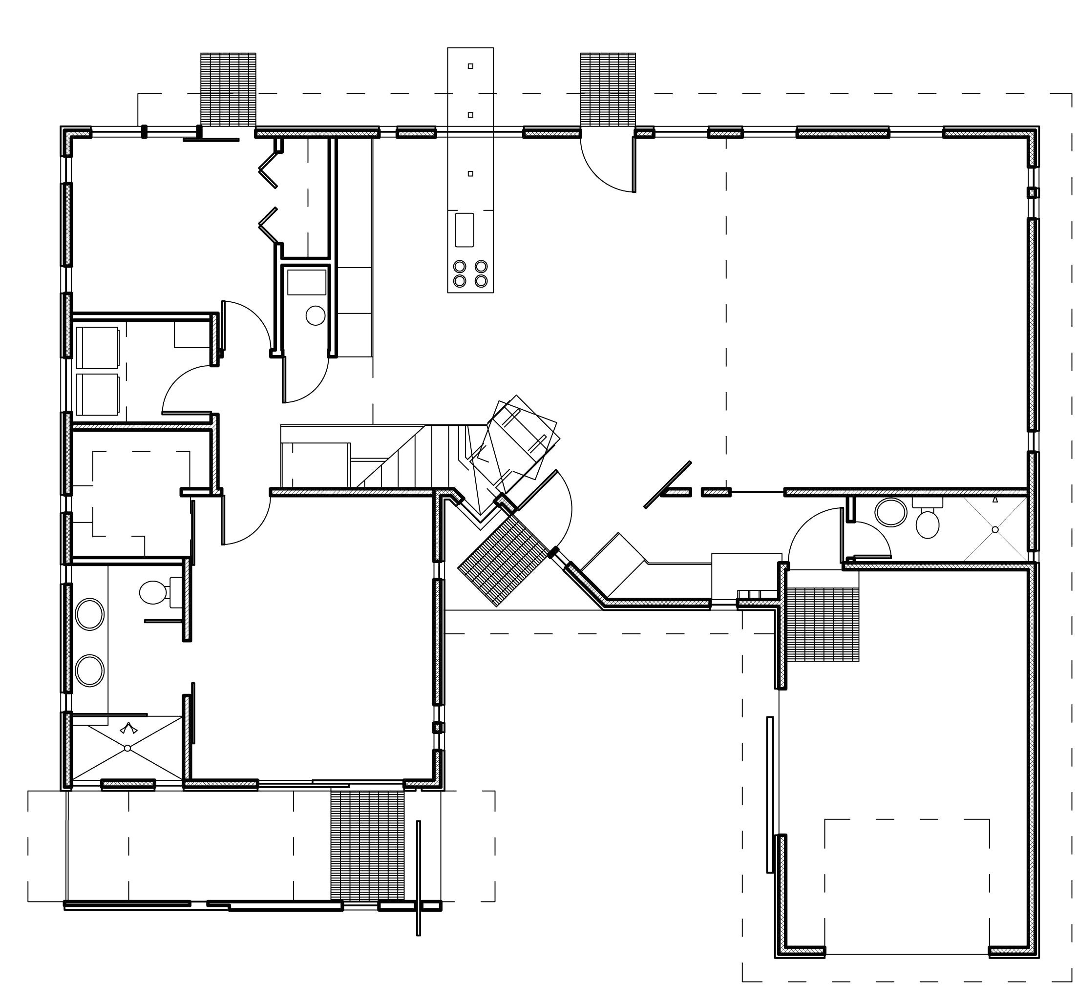 micro compact home floor plan