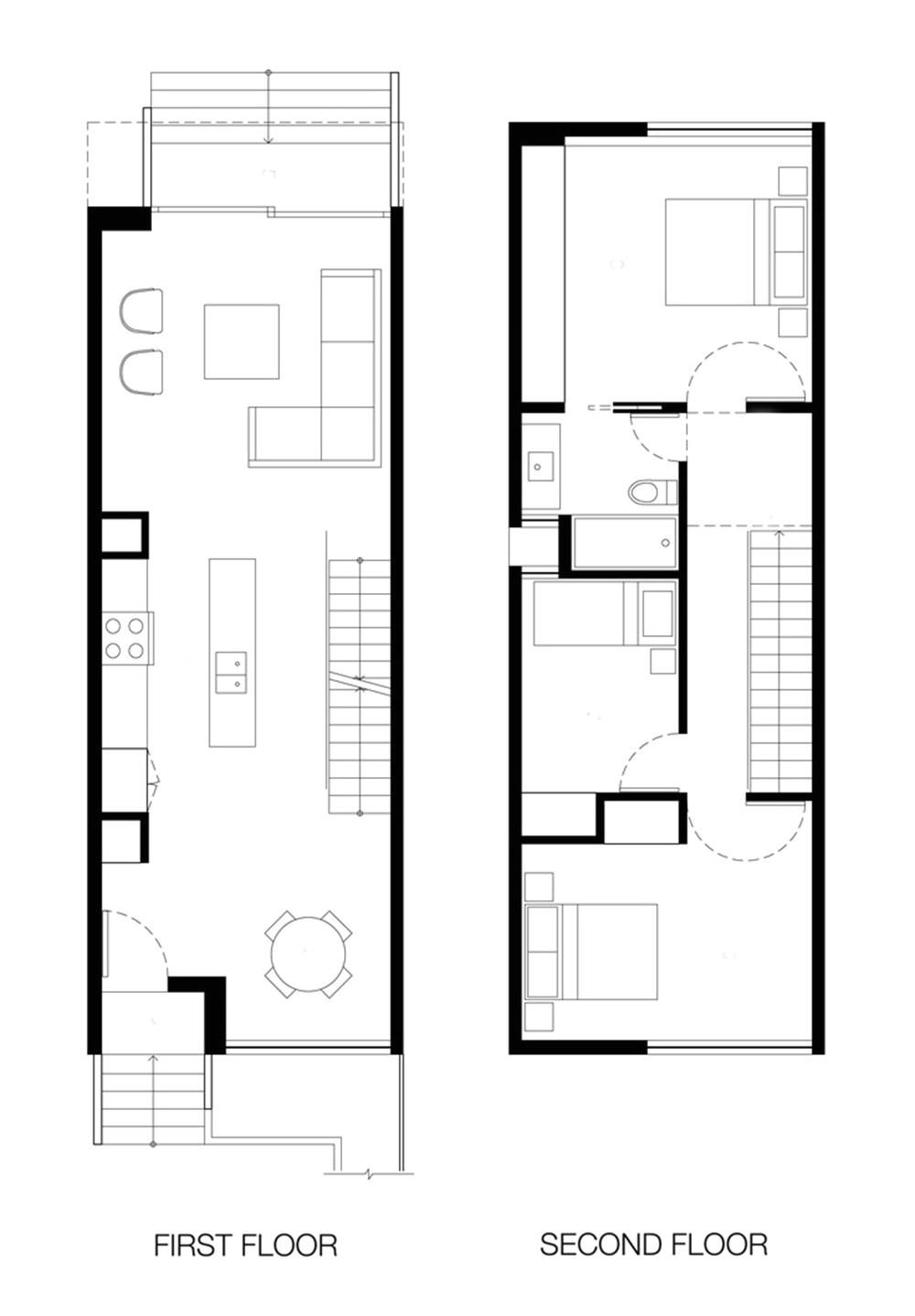 Minimalist Home Plans Characteristics Of Simple Minimalist House Plans