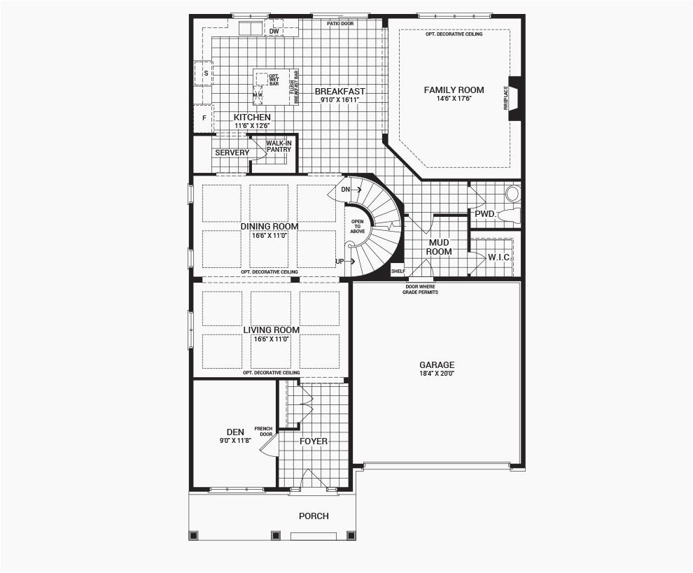 Minto Homes Floor Plans Quinn 39 S Pointe the Okanagan Single Family Homes Minto
