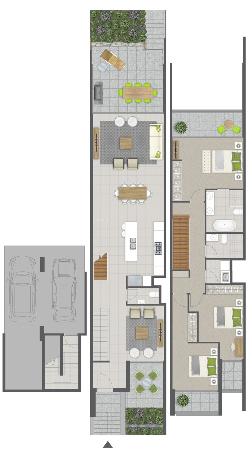 Mirvac Homes Floor Plans Harold Park by Mirvac