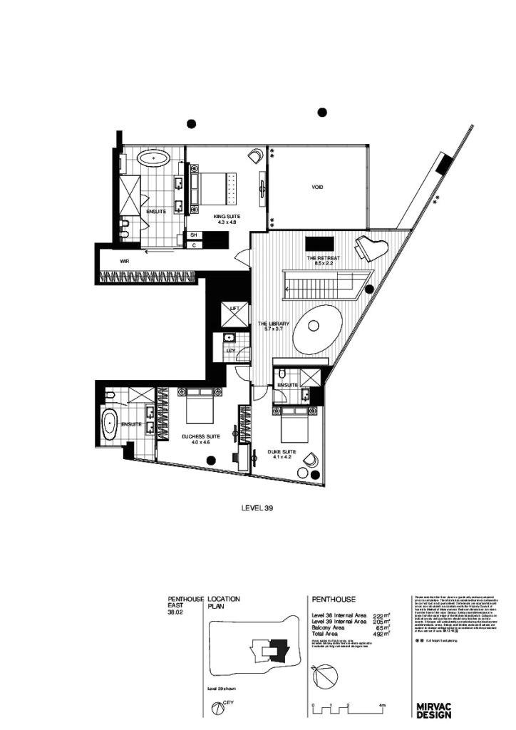 mirvac house plans