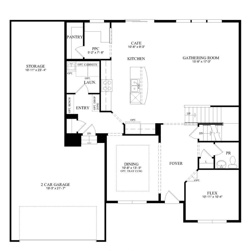 mn home builders floor plans