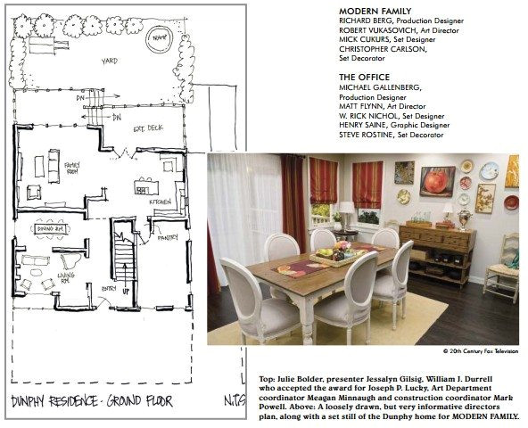 Modern Family Home Plan Beautiful Modern Family Dunphy House Floor Plan New Home