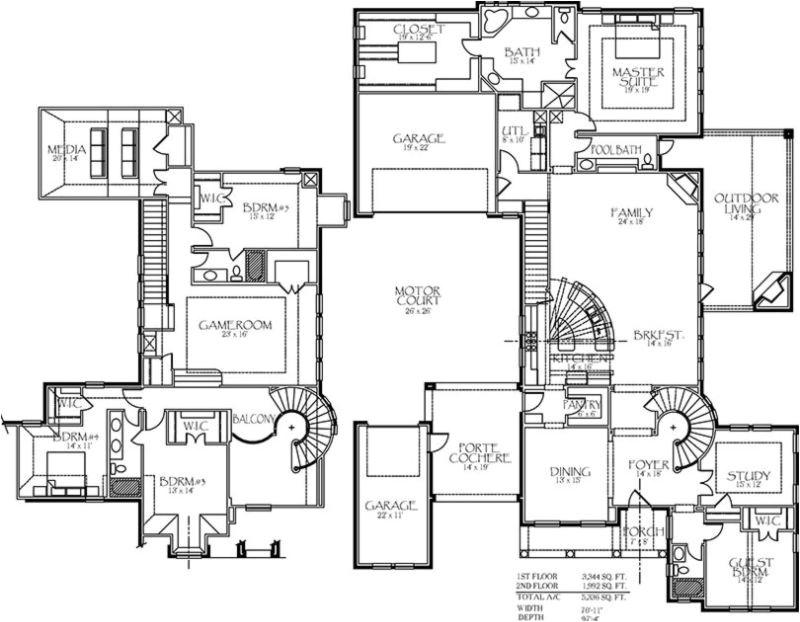 floor plan modern family brilliant modern family house plans in modern family house floor plan