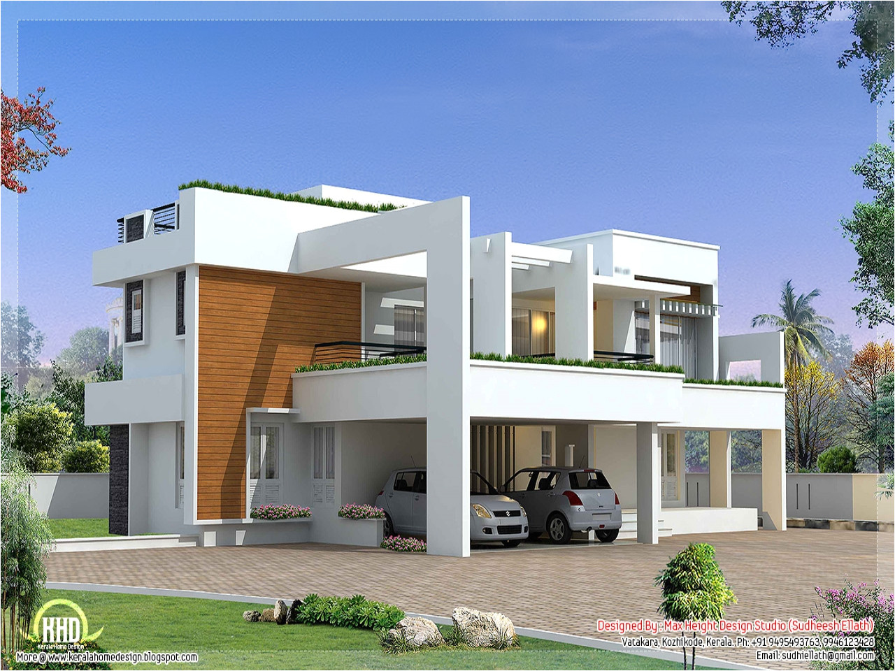 54ab89e298df6ad4 contemporary house plans flat roof modern contemporary house plans designs