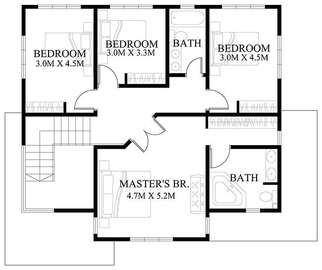 modern house design series mhd 2012006