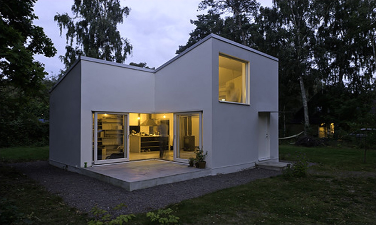 Modern Home Plans Small Small Homes Plans and Designs Modern House Plan Modern