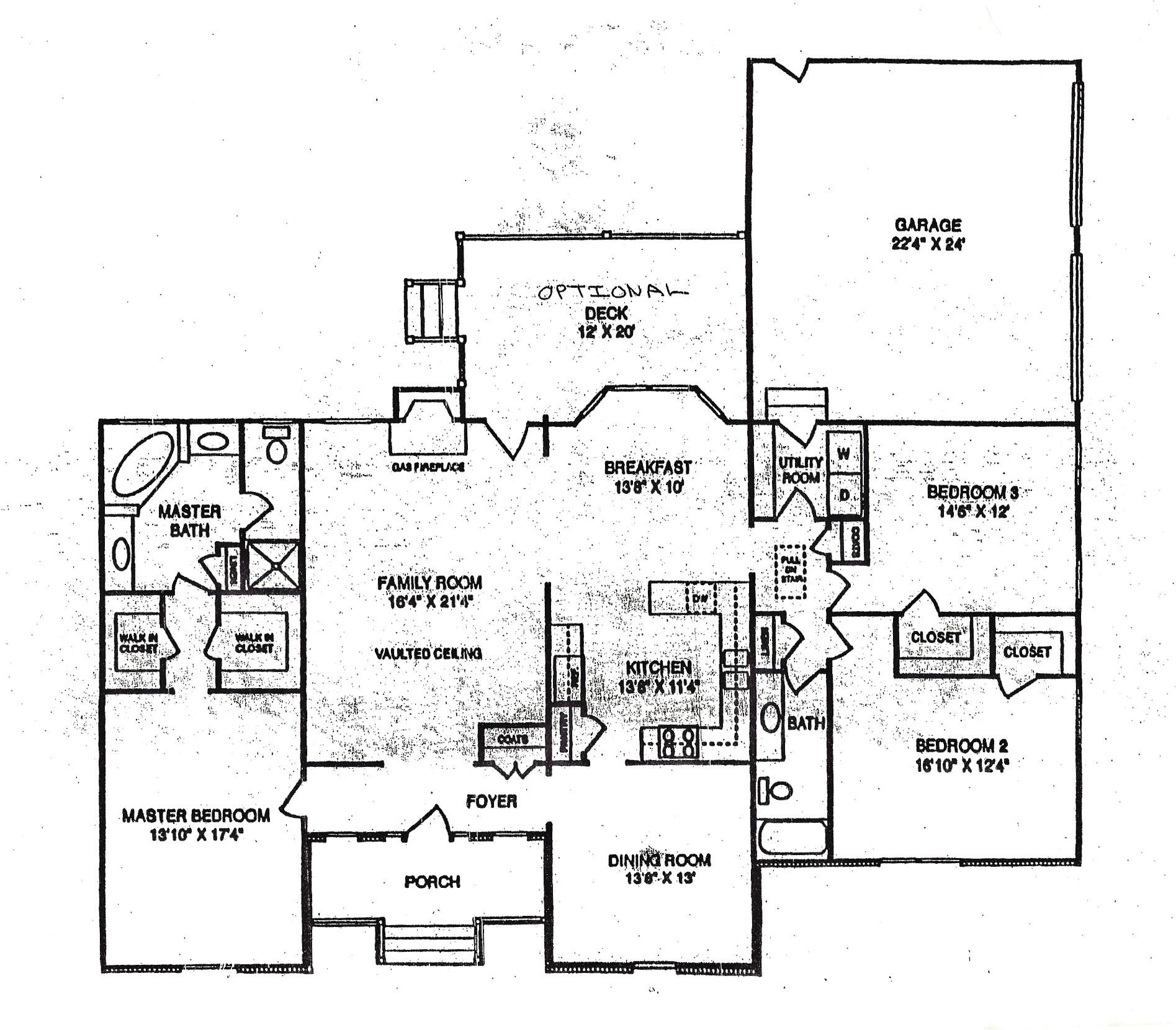 1900 sq feet modern house plans