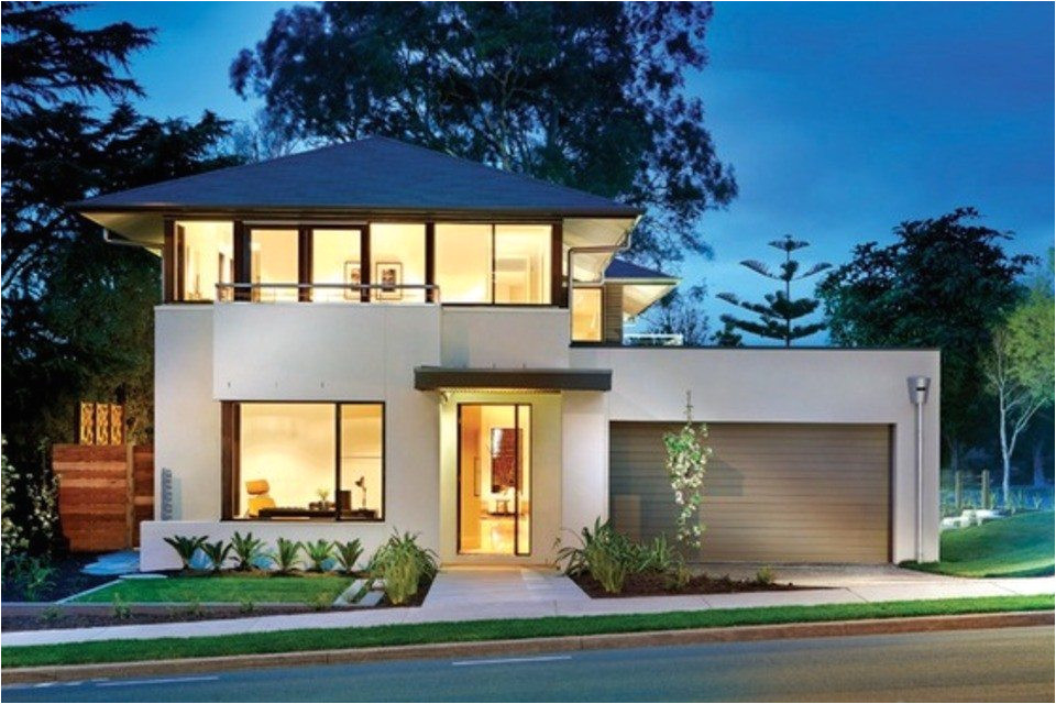 modern house plans with lots of windows best of designs for narrow lots time to build