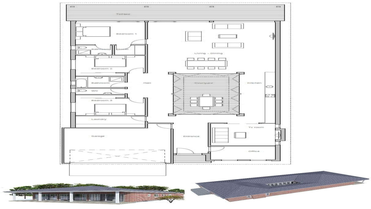 980cea45747b0756 narrow lot homes modern narrow lot house plans
