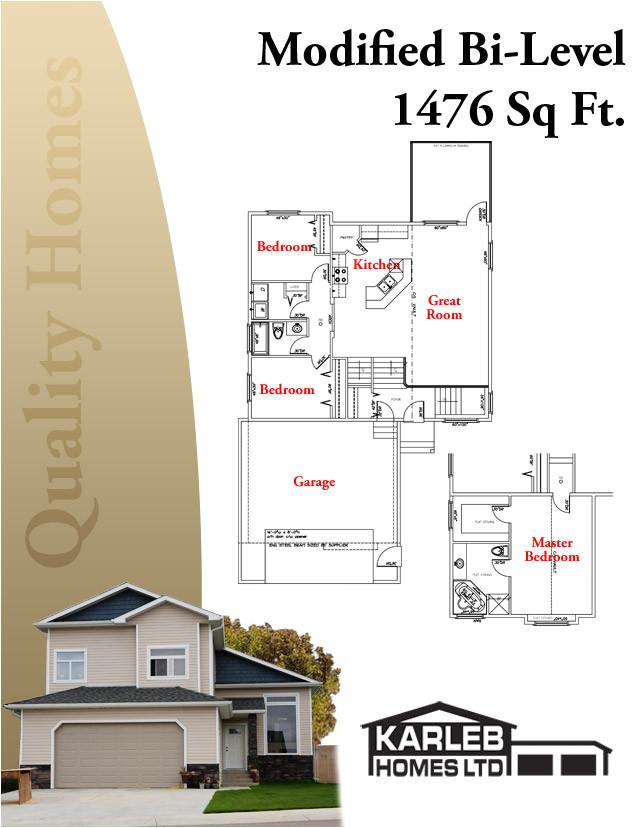 Modified Bi Level Homes Floor Plans Beautiful Bi Level Home Plans 9 Modified Bi Level House