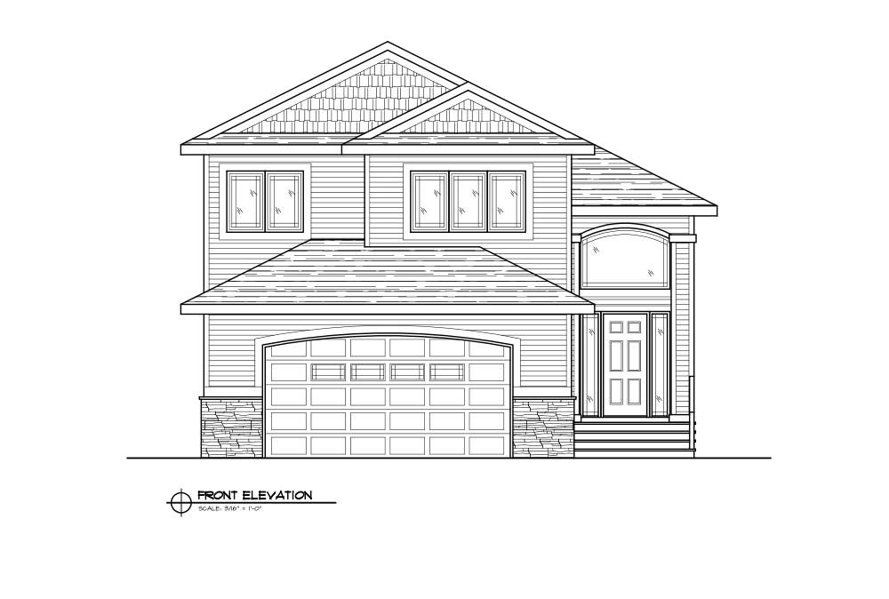 modified bi level house plans canada