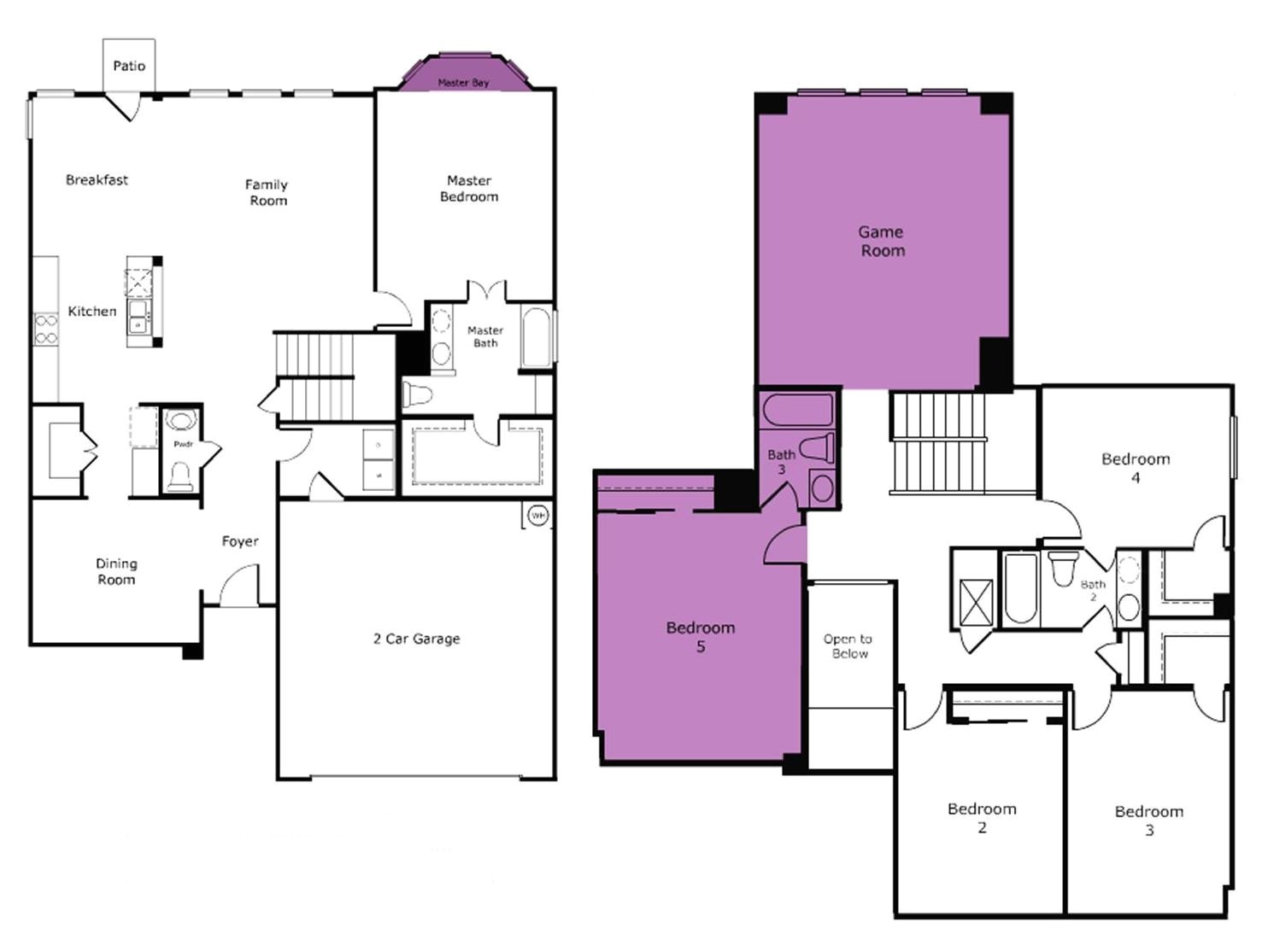 floor plans for home additions