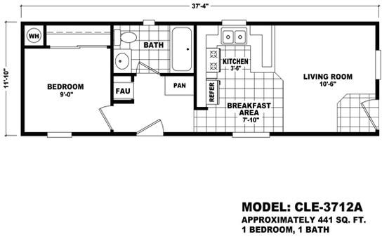 arizona mobile home floor plans