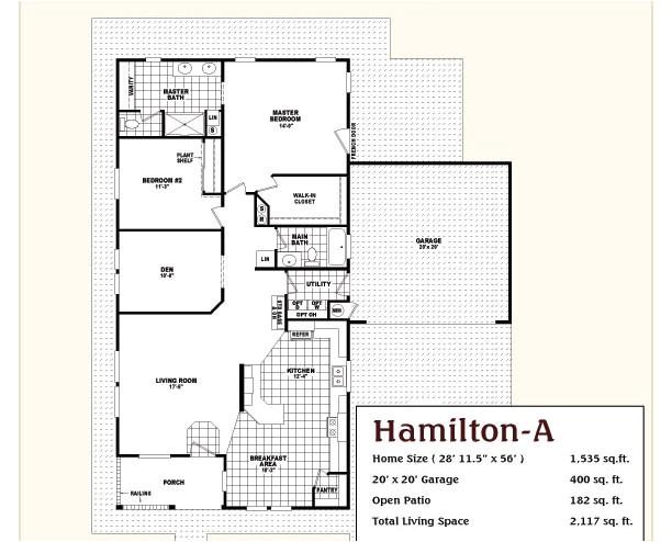 modular home floor plans in arizona